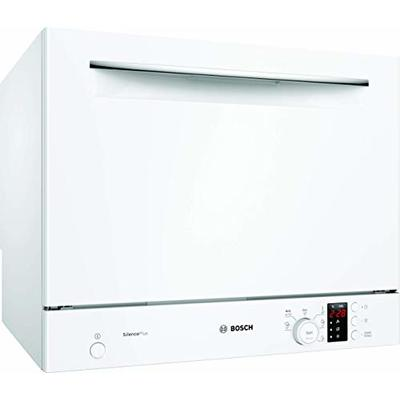 Bosch SKS62E32EU Serie 4 Freestanding 6 Place Compact Table Top Dishwasher – White