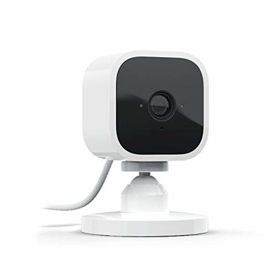 Introducing Blink Mini | Compact indoor plug-in smart security camera, 1080p HD video, motion detection, Works with Alexa | 1 Camera