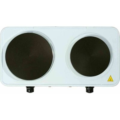 2500w Double Electric Hot Plates Cooking Hob 2500W Cooker Portable Double Plates